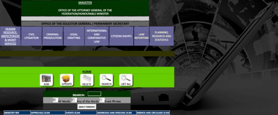 Tracker-Document-System